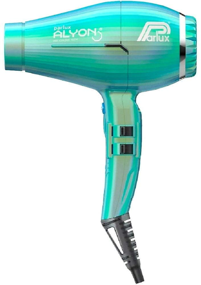 Image of the green Parlux Alyon Hairdryer